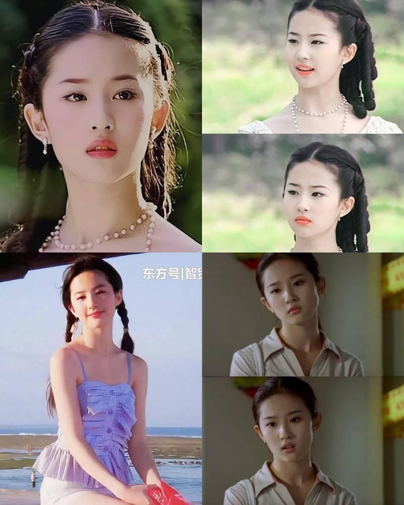 Nhan sắc thời thiếu nữ của loạt minh tinh Hoa ngữ