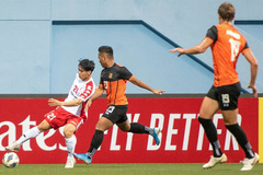 HCM City seal tight first AFC Cup win