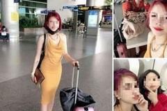 Cô gái Việt về từ vùng dịch Hàn Quốc livestream ở sân bay đã bị cách ly