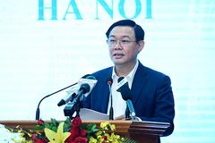 Ông Vương Đình Huệ: Không để người tham nhũng thoát ra, lọt vào cấp uỷ