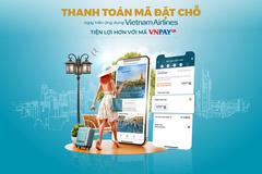 Thanh toán trả sau vé Vietnam Airlines tiện lợi với phương thức VNPAY-QR