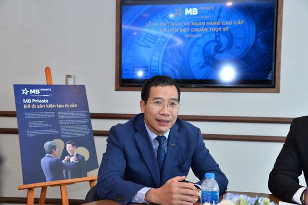 MB Private, khát vọng 'Để di sản kiến tạo di sản'