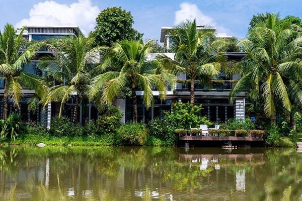 Biệt thự đảo Ecopark Grand- sức hút từ không gian sống xanh