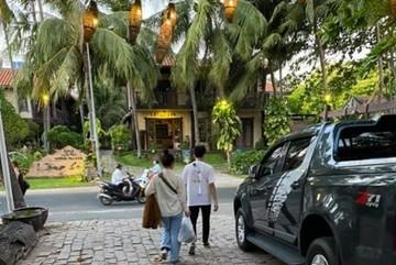 2 du khách từ Daegu từ chối cách ly, rời resort Phan Thiết đã về nước