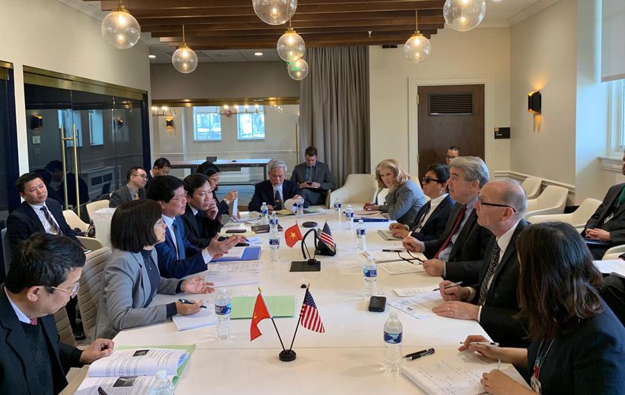 Đại sứ quán Việt Nam tại Mỹ thúc đẩy hợp tác thương mại, đầu tư, du lịch