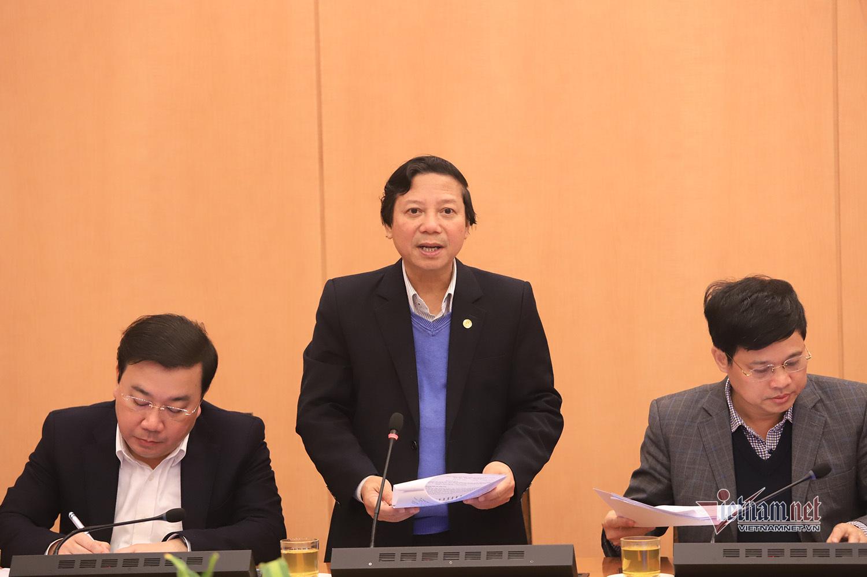 Hà Nội lên phương án lập 2 bệnh viện dã chiến 1.200 giường