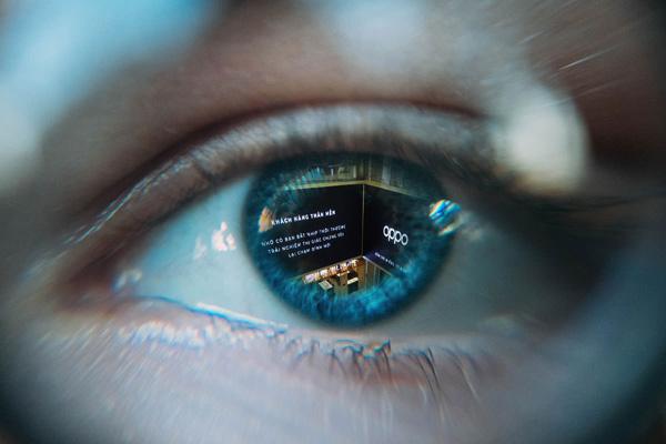 Sắp có siêu phẩm Oppo từ công nghệ nhân trắc học?