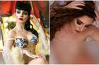 Diễn viên 'Game of Thrones' bị loại chung kết hoa hậu vì ảnh ngực trần