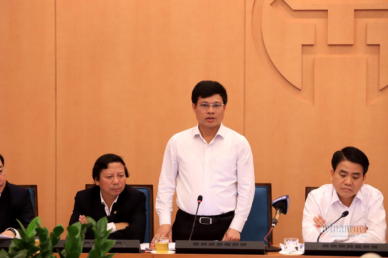 Chủ tịch Hà Nội: Chống dịch Covid-19 không công khai, minh bạch sẽ phải trả giá