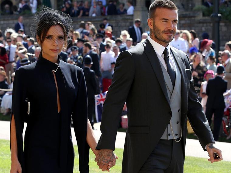 Lần hiếm hoi Victoria đăng clip âu yếm chồng David Beckham