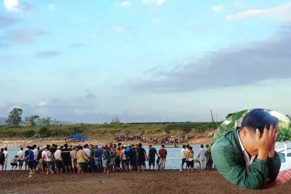 Quặn lòng cái chết của 3 mẹ con cô giáo vụ lật thuyền trên sông Vu Gia