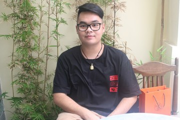 VN student uses modern technology to set up museum that 'preserves the past'