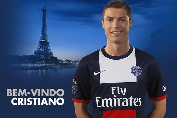 Rộ tin Ronaldo về PSG, bồ xinh phấn khích kiếm nhà ở Paris