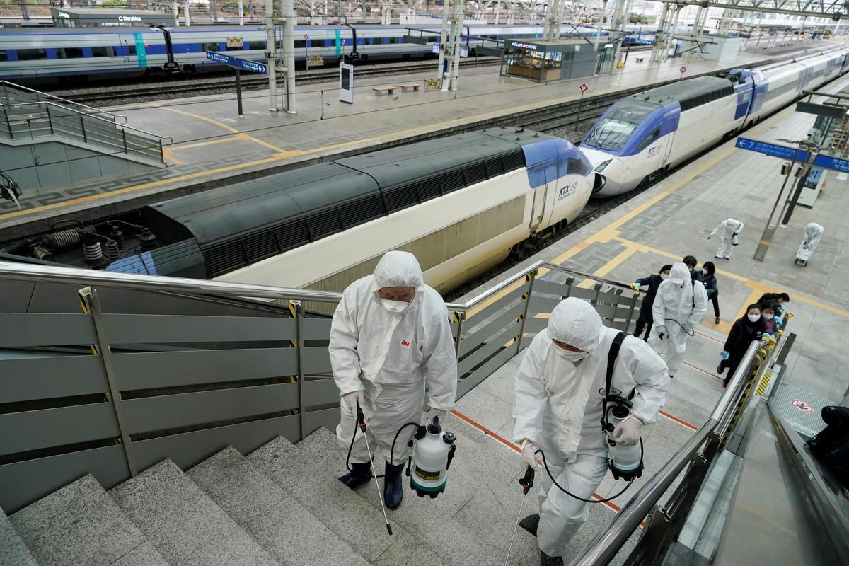 Đề nghị cung cấp thông tin người Hàn Quốc nhiễm Covid-19 từng tới Việt Nam
