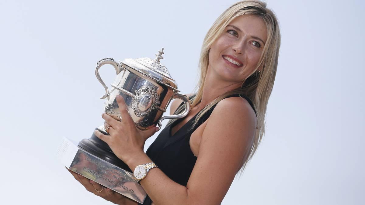 'Búp bê' Sharapova nghỉ hưu ở tuổi 32