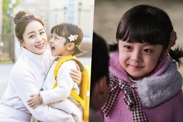 Con gái của Kim Tae Hee trong phim mới do một cậu bé đóng