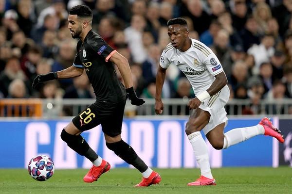 Real Madrid 0-0 Man City: Ederson cứu thua (H1)
