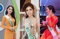 Trình độ tiếng Anh chênh lệch của 3 đại diện Việt Nam tại Hoa hậu Chuyển giới Quốc tế