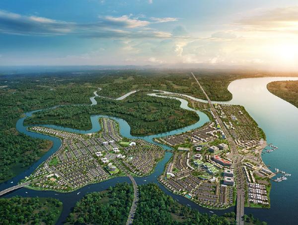 Tiềm năng sinh lời hấp dẫn của nhà phố đô thị sinh thái