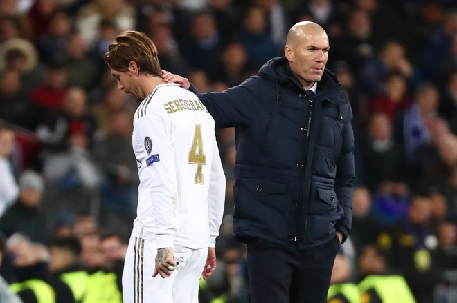 Zidane: Real Madrid bị Man City trừng phạt vì thiếu tập trung