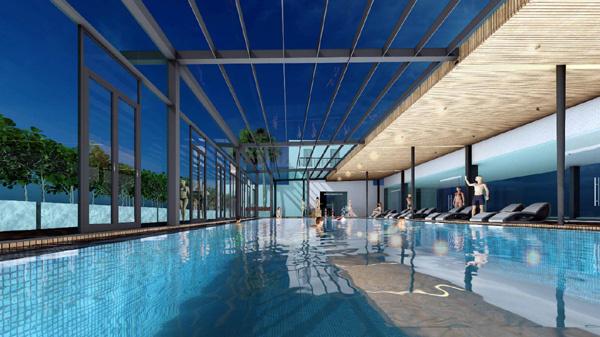 Apec Aqua Park hút khách nhờ khác biệt