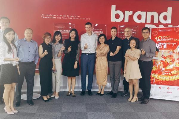 'Chìa khoá' hút người tài của Home Credit Việt Nam