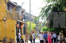 Hoi An attractive to foreign tourists amid Covid-19 outbreak