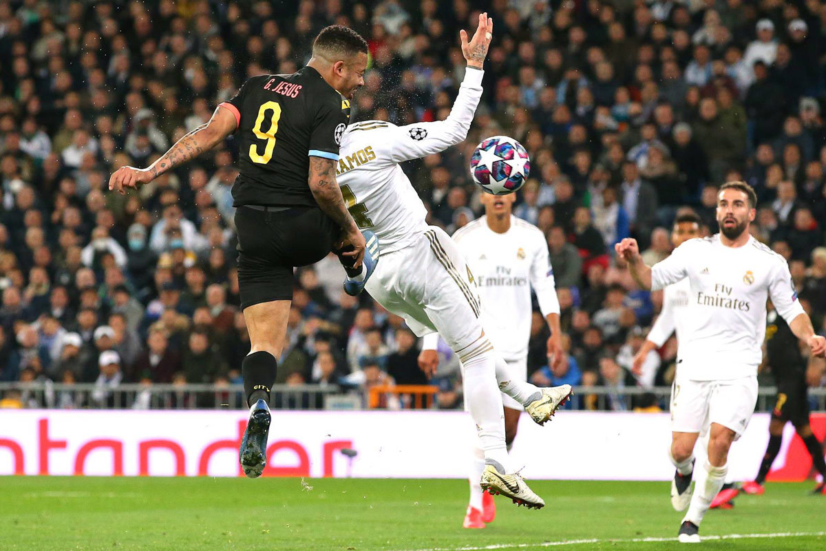 Man City chiến thắng: Pep Guardiola là ác mộng của Real