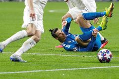 Juventus thua sốc Lyon, HLV Sarri sôi máu nói quân không nghe