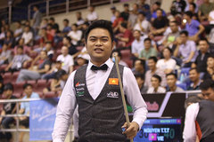 Vietnamese cueist Tu makes top 100 after World Cup