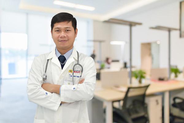 Thầy thuốc tiêu biểu Thủ đô ở MEDLATEC: 'Hạnh phúc được giúp thật nhiều người'