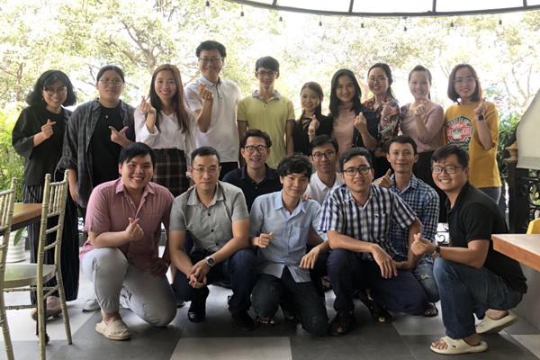 Go2Joy - startup đặt phòng nhận vốn 2,5 triệu USD