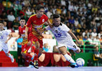 11 teams to compete at national futsal champs