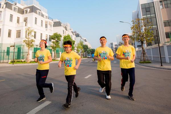 Vinschool phát động 'Thử thách chạy 30 ngày'