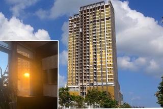 Kính vàng cao ốc rọi nắng rực nhà dân, Đà Nẵng lên tiếng chấn chỉnh