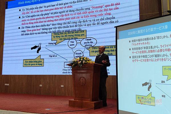 Xây dựng CPĐT phải gắn kết ứng dụng CNTT và cải cách hành chính