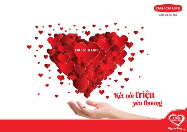 Dai-ichi Life Việt Nam vượt cột mốc phục vụ 3 triệu khách hàng