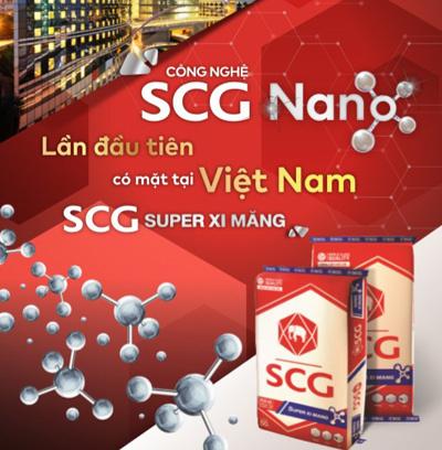 SCG ra mắt thị trường miền Trung dòng xi măng công nghệ nano
