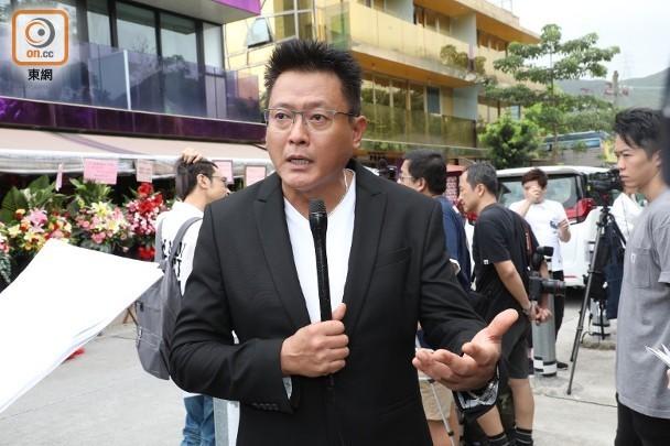Tài tử Ngụy Tuấn Kiệt thề không kết hôn sau khi bị vợ cũ 'cắm sừng'