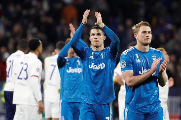 Ronaldo tự tin, Juventus sẽ vào tứ kết Cúp C1