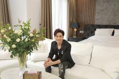 Quang Hà tiết lộ sở hữu biệt thự ở Hà Nội, 2 nhà mặt tiền tại TP.HCM