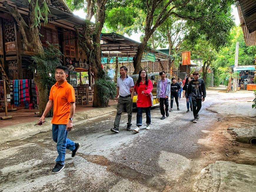 Lac Village: Tourism starts bouncing back
