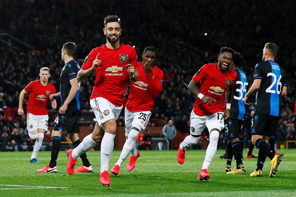 Lịch thi đấu Europa League vòng 1/8: MU dễ thở