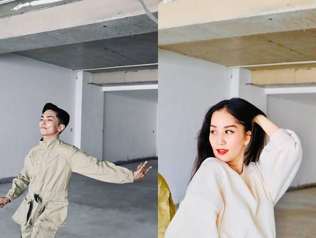 Khánh Thi - Phan Hiển lại gây sốt khi nhảy nền nhạc 'ON' của BTS