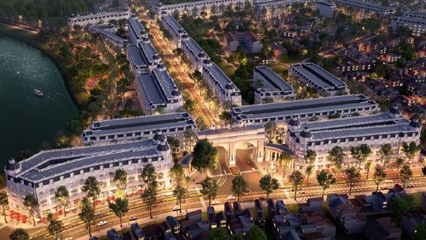 Danko City Thái Nguyên - Cuộc sống thượng lưu giữa 'Thủ đô gió ngàn'