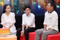 Rớt nước mắt NS Quốc Thanh đưa con 3 tuổi lang bạt diễn hài