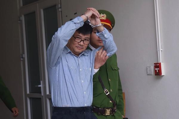 Mở lại phiên tòa xét xử ông Trương Duy Nhất