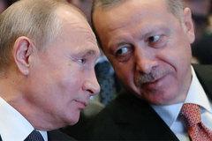 Cửa thoát khủng hoảng ở Syria hẹp dần, Tổng thống Thổ chờ ý Putin