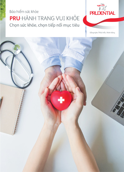 Prudential ra mắt sản phẩm bảo hiểm hỗ trợ chi phí điều trịy tế