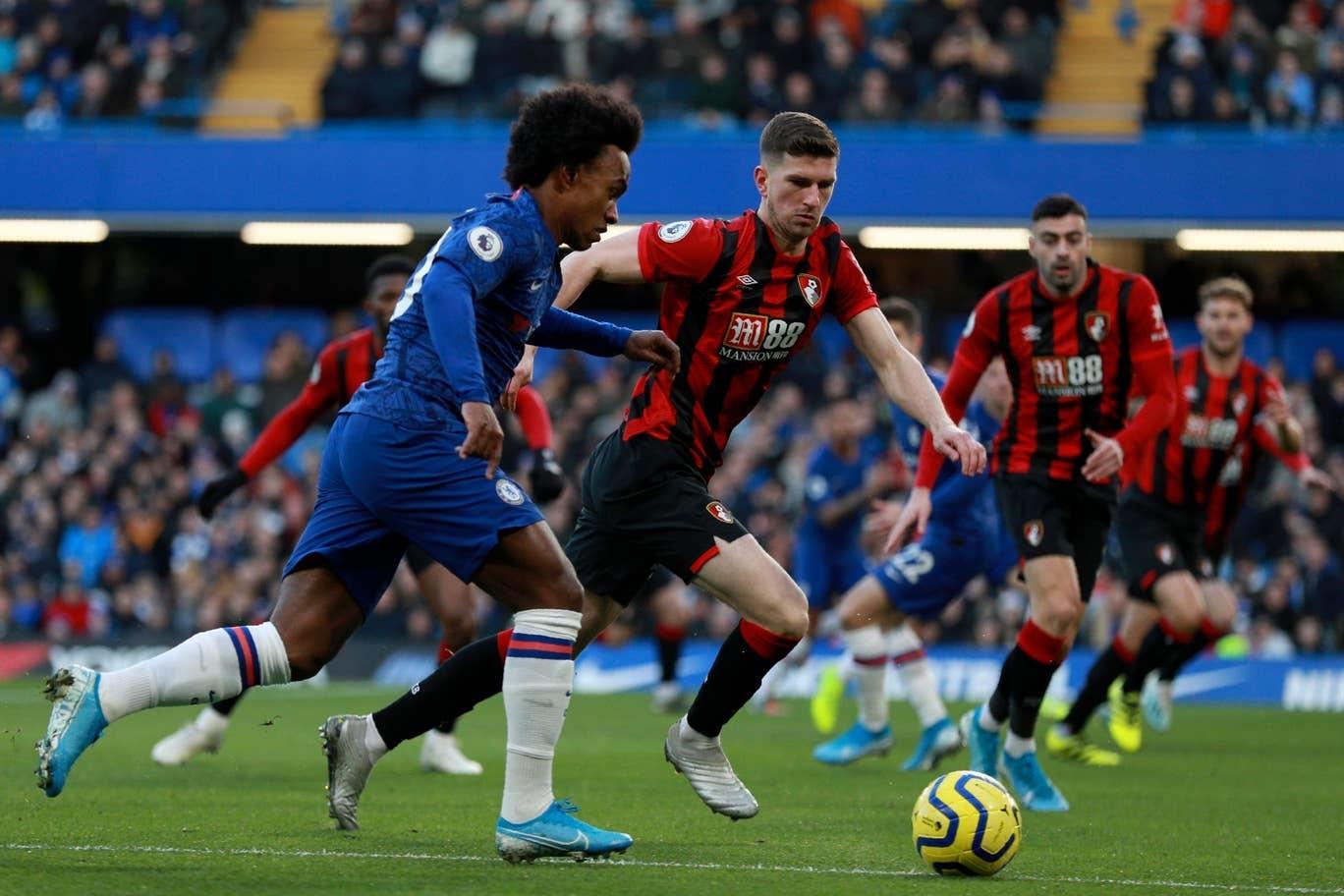 Trực tiếp Bournemouth vs Chelsea: Mệnh lệnh phải thắng